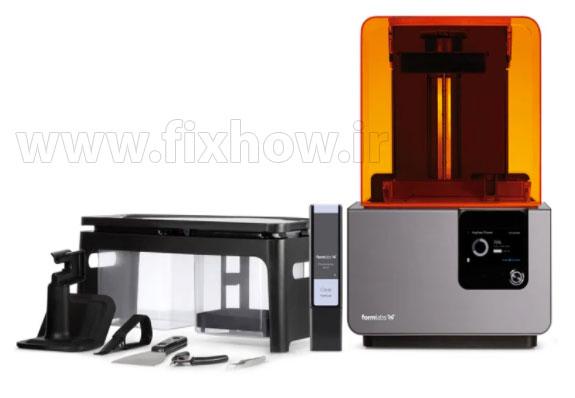پرینتر سه بعدی Formlabs_Form_-2