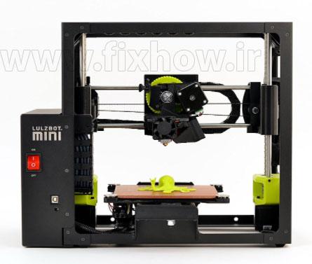 پرینتر سه بعدی LulzBot_Mini