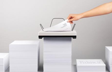 چگونه از کیفیت کاغذ مورد استفاده خود مطلع شویم | کاغذ در پرینترهای لیزری